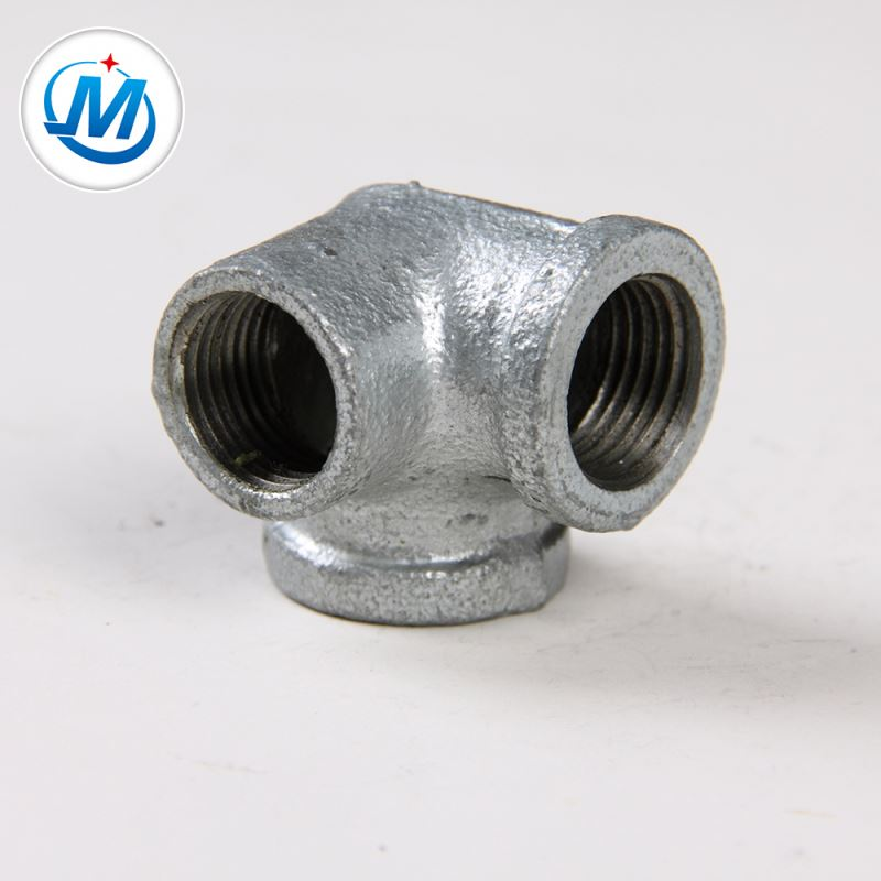 Big discounting Steel Pipe Elbow 12 Inch - Galvanized Malleable Pipe Fittings Side Outlet Elbow – Jinmai Casting