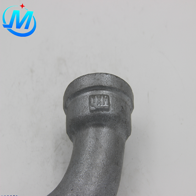 Factory Supply Pipe Bend Pipe Fitting - Jinmai casting pipe fitting gi elbow – Jinmai Casting