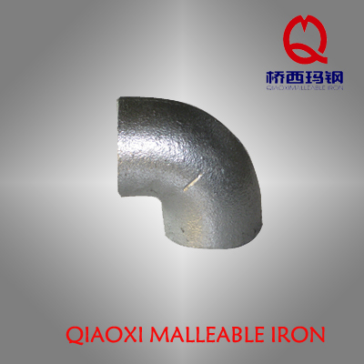 elbow hot dipped galvanized Malleable Iron Pipe Fittings made in China