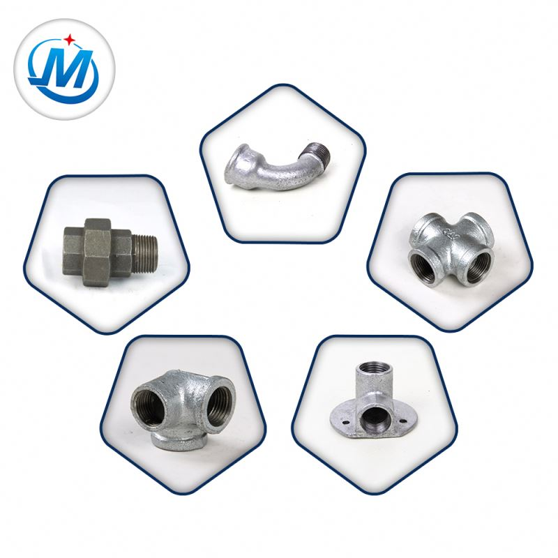 attractive npt thread galvanized malleable iron pipe fittings including flange