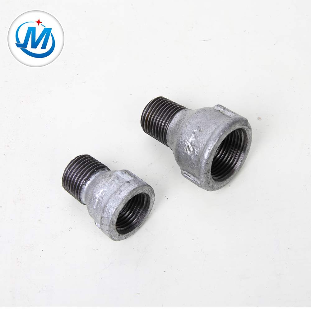 One of Hottest for Brass Nipple Pipe Fittings - Malleable iron pipe fitting neo M&F Socket – Jinmai Casting detail pictures