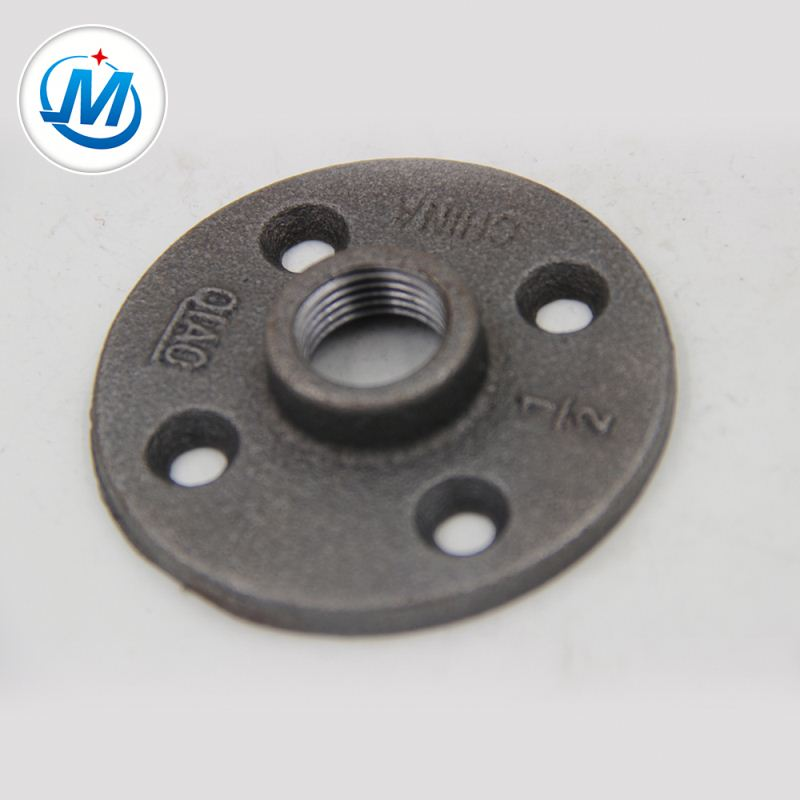 Factory Outlets Different Types Pipe Fittings - Eco-Friendly Exporter Galvanized Gi Iron Pipe Flanges – Jinmai Casting