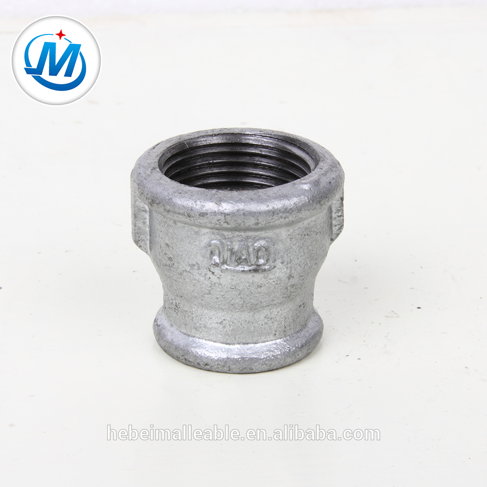 Hot sale Plastic Pneumatic Fitting - Malleable Iron Pipe Fitting – Jinmai Casting
