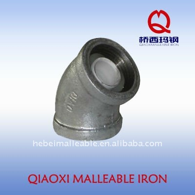 2017 New Style Steel Long Nuts - 1/4 inch 2015 new low price black china metal connecting gi pipe fitting names and parts cast iron / malleable iron – Jinmai Casting