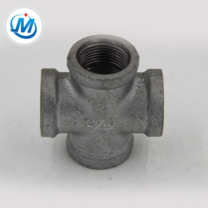 Sell All Over the World For Gas Connect As Media Metal Cast Pipe Fitting Cross