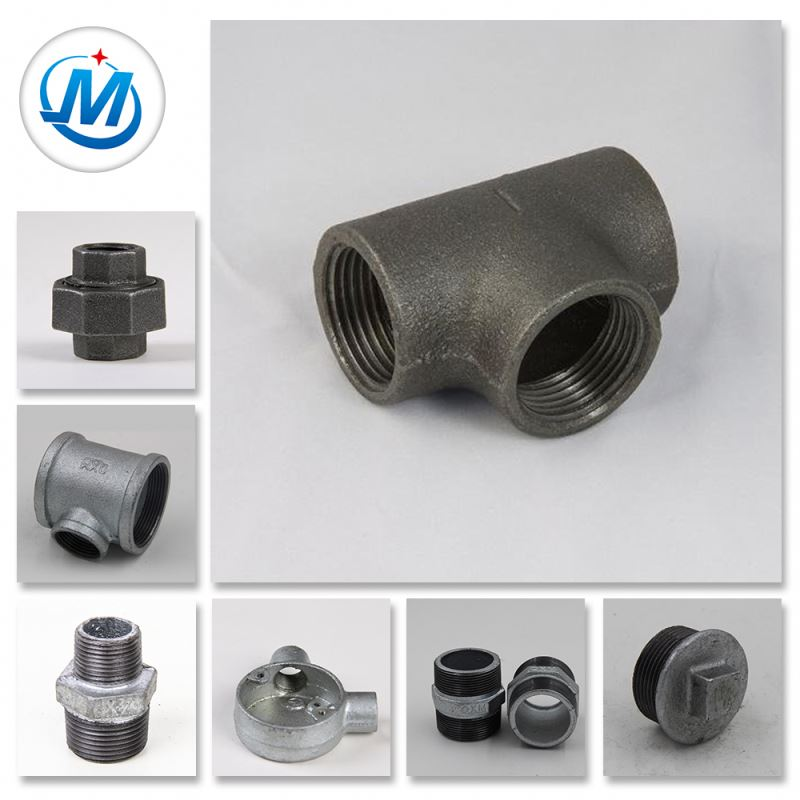 Factory directly supply Galvanized Iron Pipe Fitting Elbow -