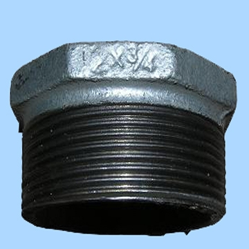 QXM brand pipe and fitting upvc pipe fittings and reducing bushing