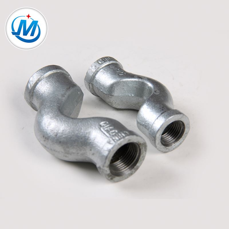 Super Purchasing for Elbow Pipe Fittings - g.i.Malleable Pipe Fittings Crossover – Jinmai Casting