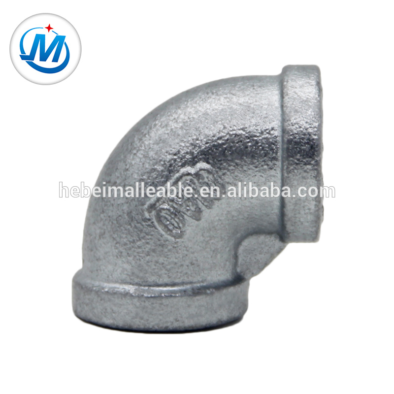 Quality Inspection for Ductile Iron Grooved Mechanical Tee -