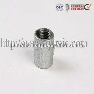 GI Cast Iron Pipe Fittings 150# Socket Plain with Full Thread