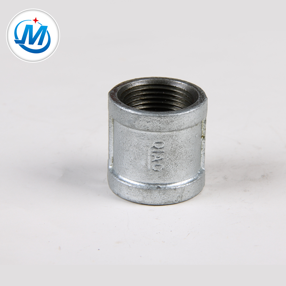 Manufacturing Companies for Stainless Steel Screwed Elbow - Malleable Iron Plumbing Pipe Fitting Socket – Jinmai Casting