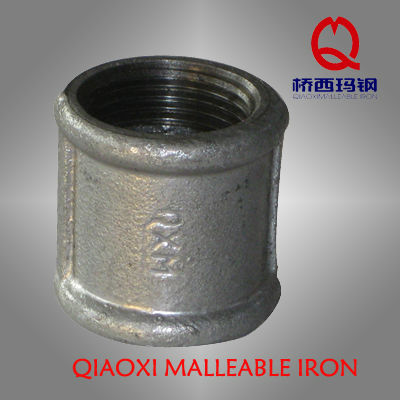 """New Delivery for Epoxy Coated Cast Iron Pipe Fitting - China supplier malleable iron pipe fitting 1/8"""" SOCKET – Jinmai Casting"""