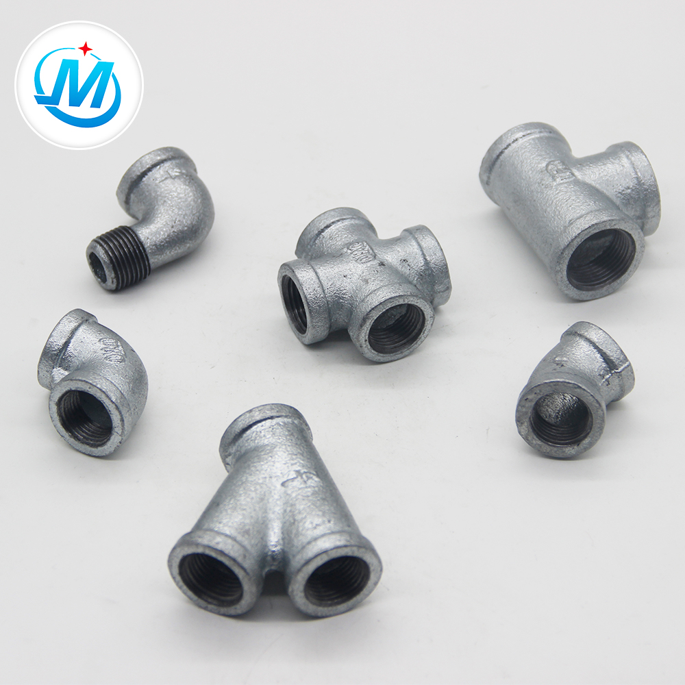 Attractive Malleable Iron Water Supply Pipe Fittings