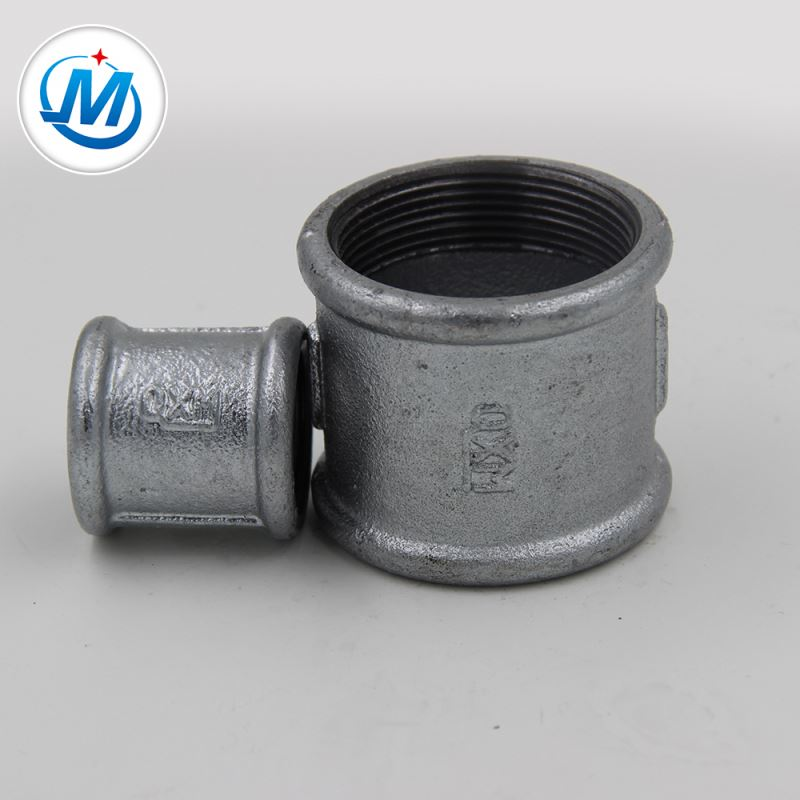 Good User Reputation for Quick Connect Pipe Fitting - Passed ISO 9001 Test 100% Pressure Test Bs Pipe Sockets Suppliers – Jinmai Casting