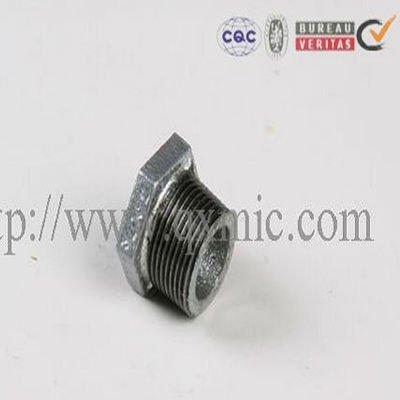 galvanized M.I.Pipe fittings- Hexagon Bushings reducer