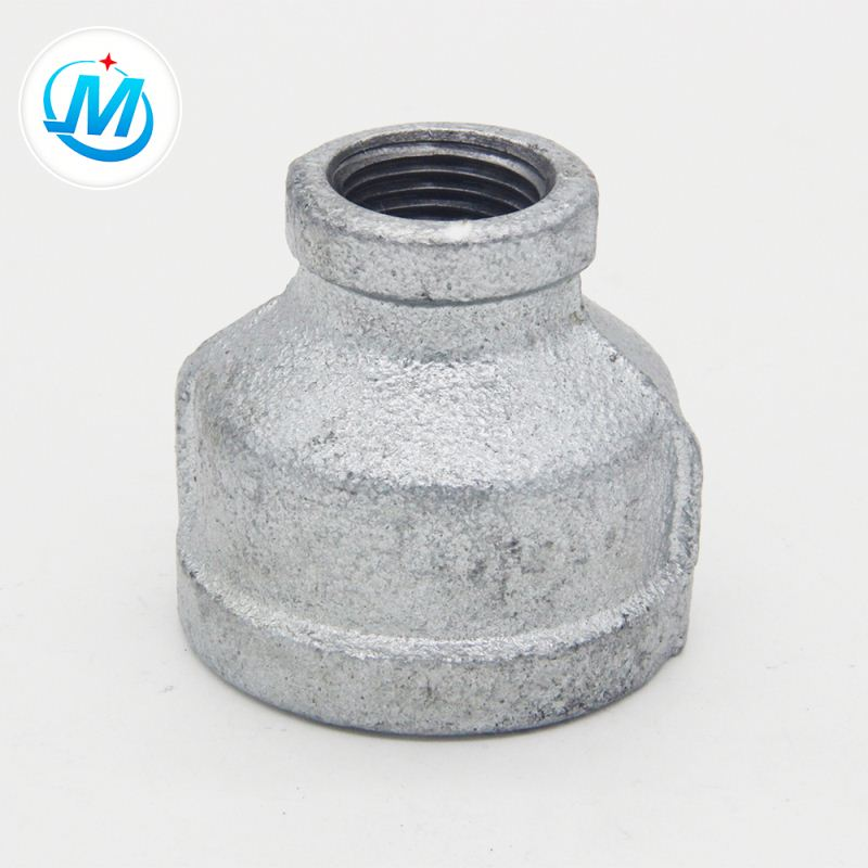 Ordinary Discount Carbon Steel Pipe Nipple - Female Reducing Sockets With Ribs Banded – Jinmai Casting