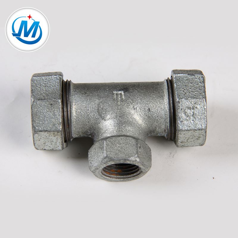 Super Lowest Price Rigid Imc Conduit Watertight Hubs - Reliable Quality Competitive Price BS Standard Compression Fittings 90 Degree Tee – Jinmai Casting