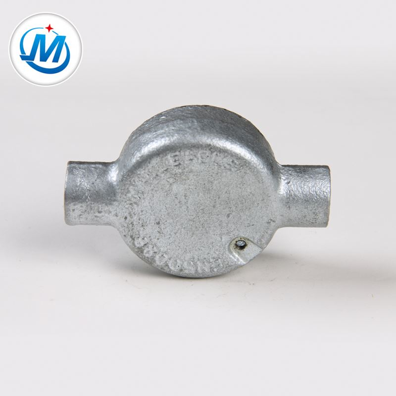 Quality Controlling Strictly Female Connection Malleable Cast Iron Junction Box