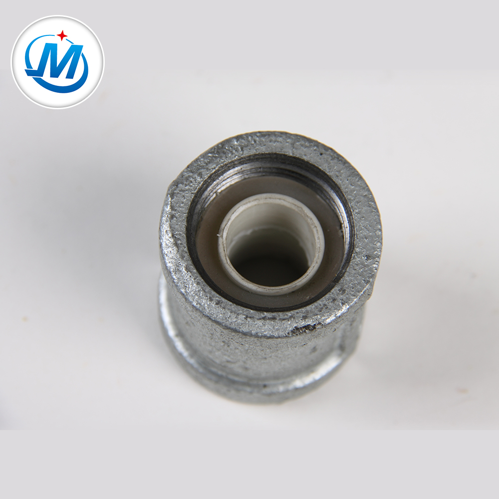 "QIAO Brand 3/8""NPT Electrical Galvanized Lining Plastic Socket"