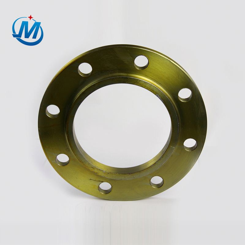 Best Price for Cross Pipe Fitting - Buy Direct From China Factory Water Galvanized Pipe Flange – Jinmai Casting
