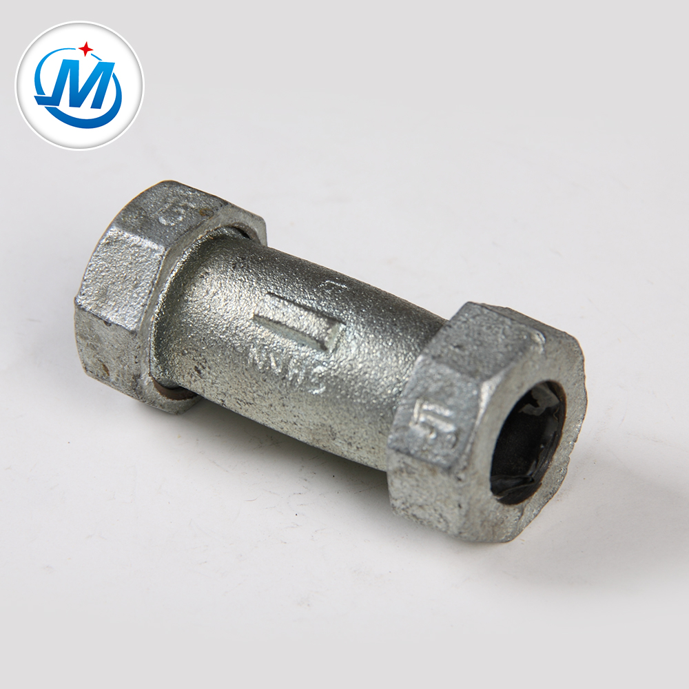 China Factory for Threaded Brass Pipe Fittings -