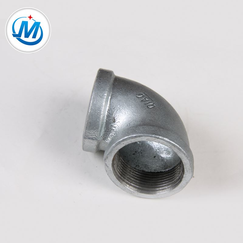 Manufacturing Companies for Bathroom Fitting - Use for Convey Water, Oil, Gas, Steam, 90 Degree Pipe Fitting Elbow – Jinmai Casting