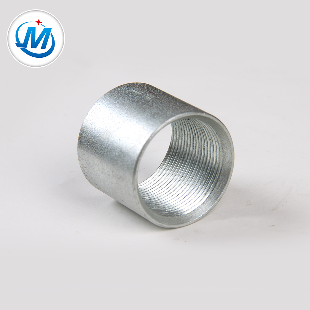 galvanized malleable iron pipe fittings couplings