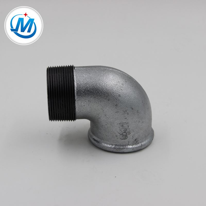 Original Factory Quality Cast Iron Female&Male Pipe Fittings Street Elbow