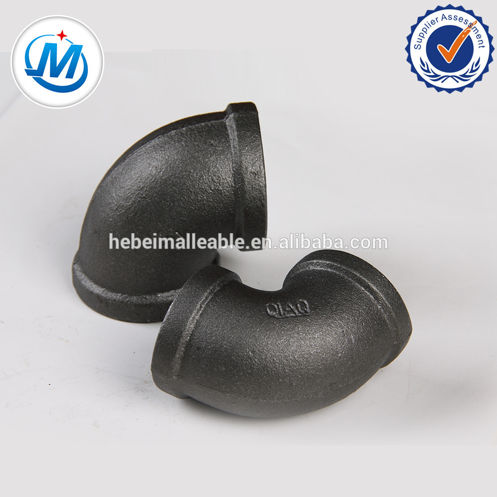 Banded Type Malleable Iron Pipe Fitting Elbow