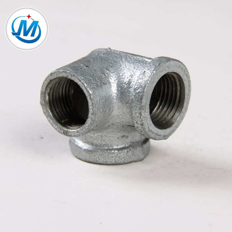 Most Popular DIN Standard Galvanized Pipe Fitting Side Outlet Elbow