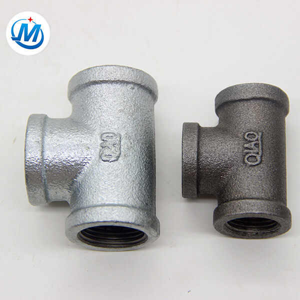 American Standert Precision Casting Iron Pipe Fittings Picture Show
