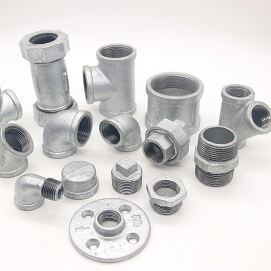 Chinese Famous brand malleable iron pipe fittings Manufacture, Jinmai Casting