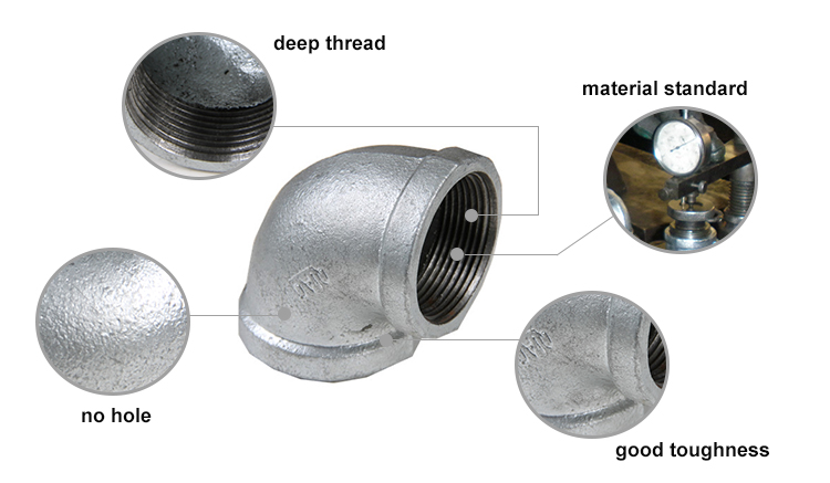 malleable iron pipe fitting-3
